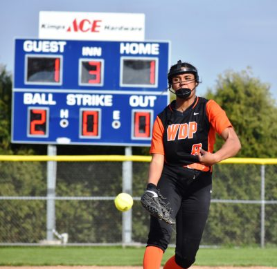West De Pere Softball