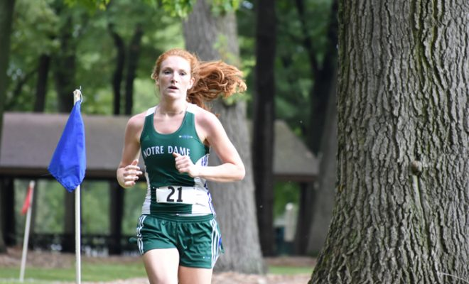 Notre Dame Academy Cross Country